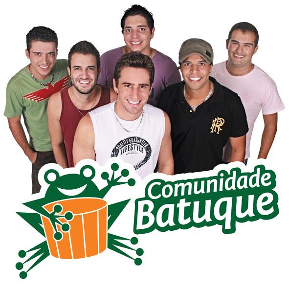 Comunidade Batuque com logo