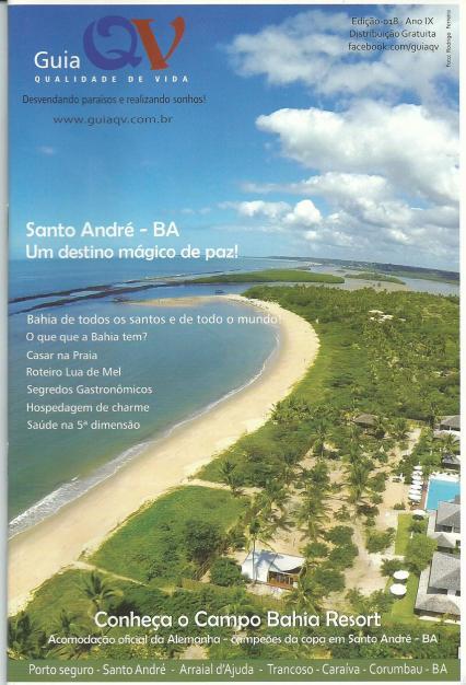 Capa de guia com Campo Bahia